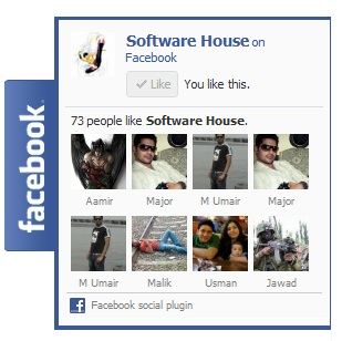 How to Add Facebook Floating Plugin In Blogger